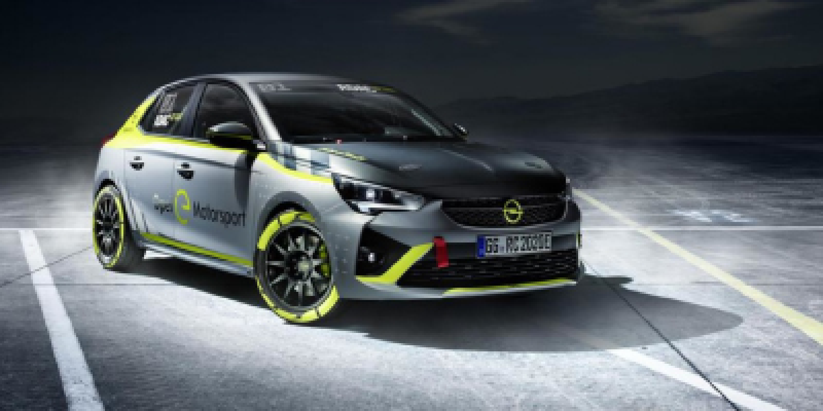 Electric rally car based on Vauxhall Corsa-e to debut at IAA