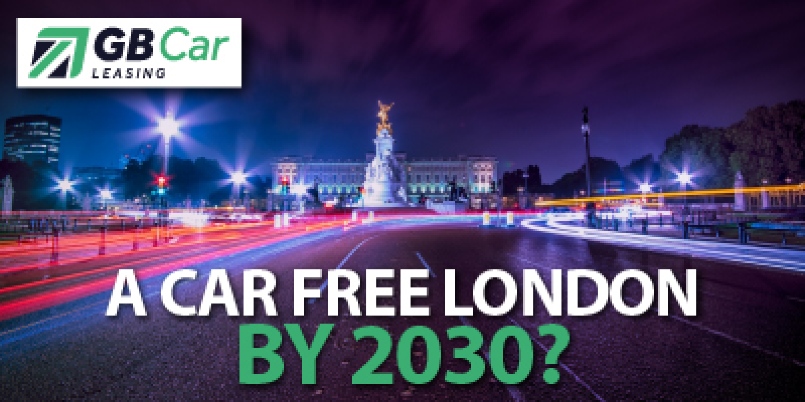 A car free London by 2030?