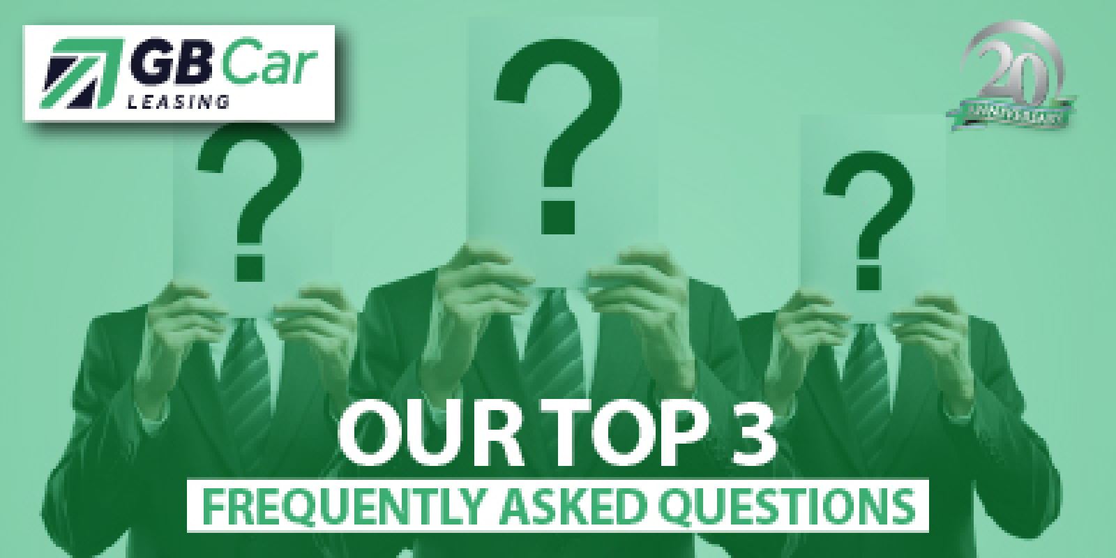 Our top 3 frequently asked questions