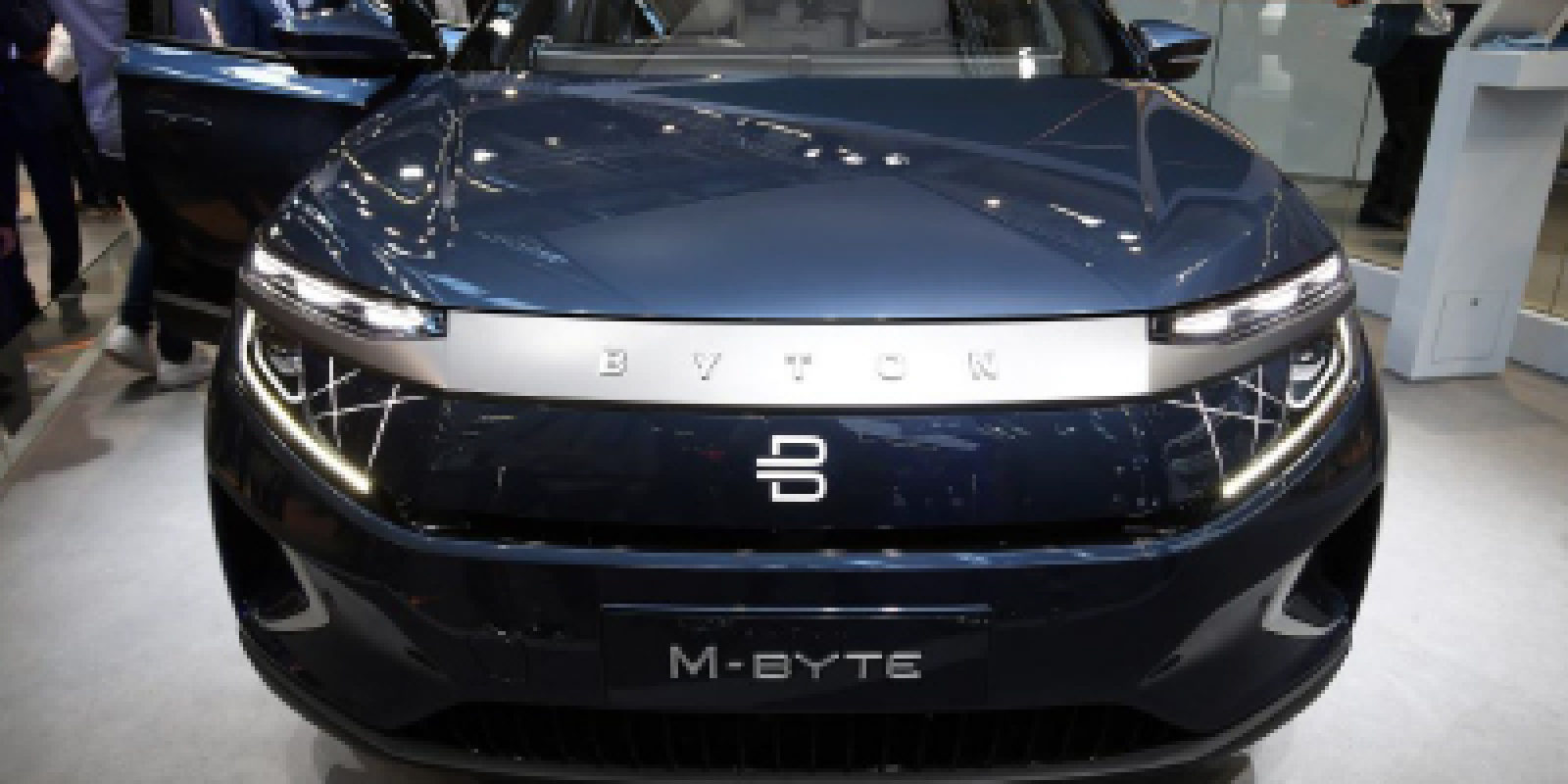 New 2020 Byton M-Byte electric car confirmed for UK