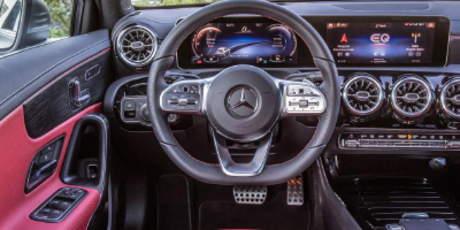 New Mercedes A 250 e 2019