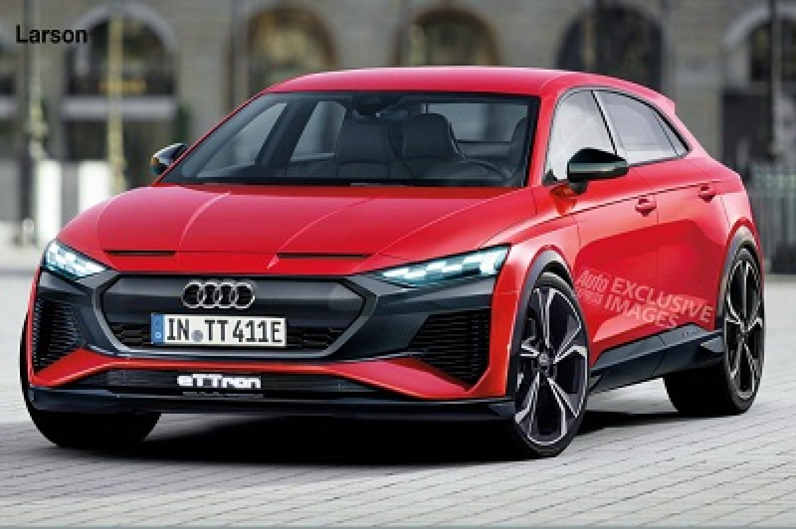Audi TT set to morph into all-electric crossover