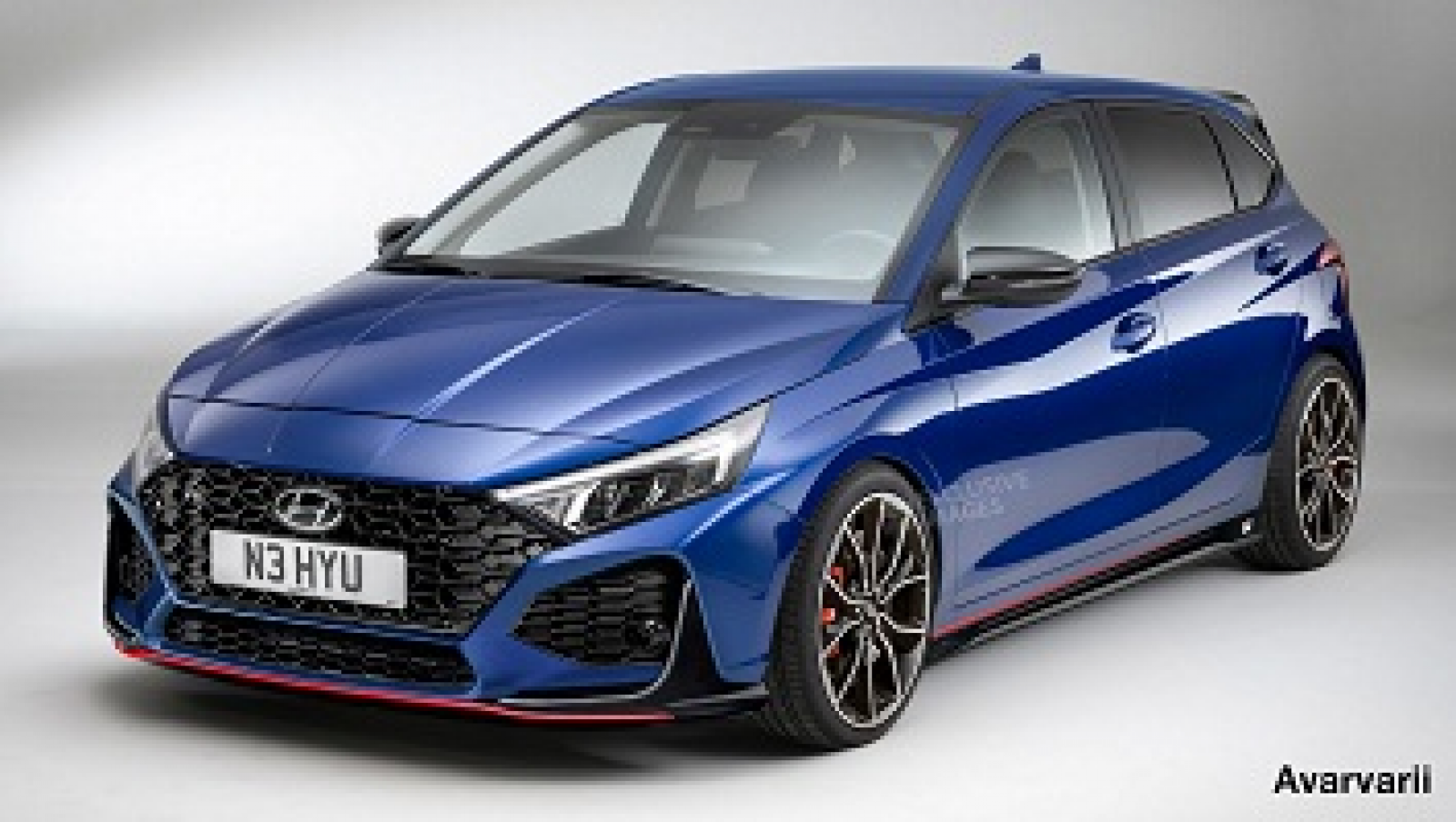 New 2021 Hyundai i20 N to rival Ford Fiesta ST with 200bhp
