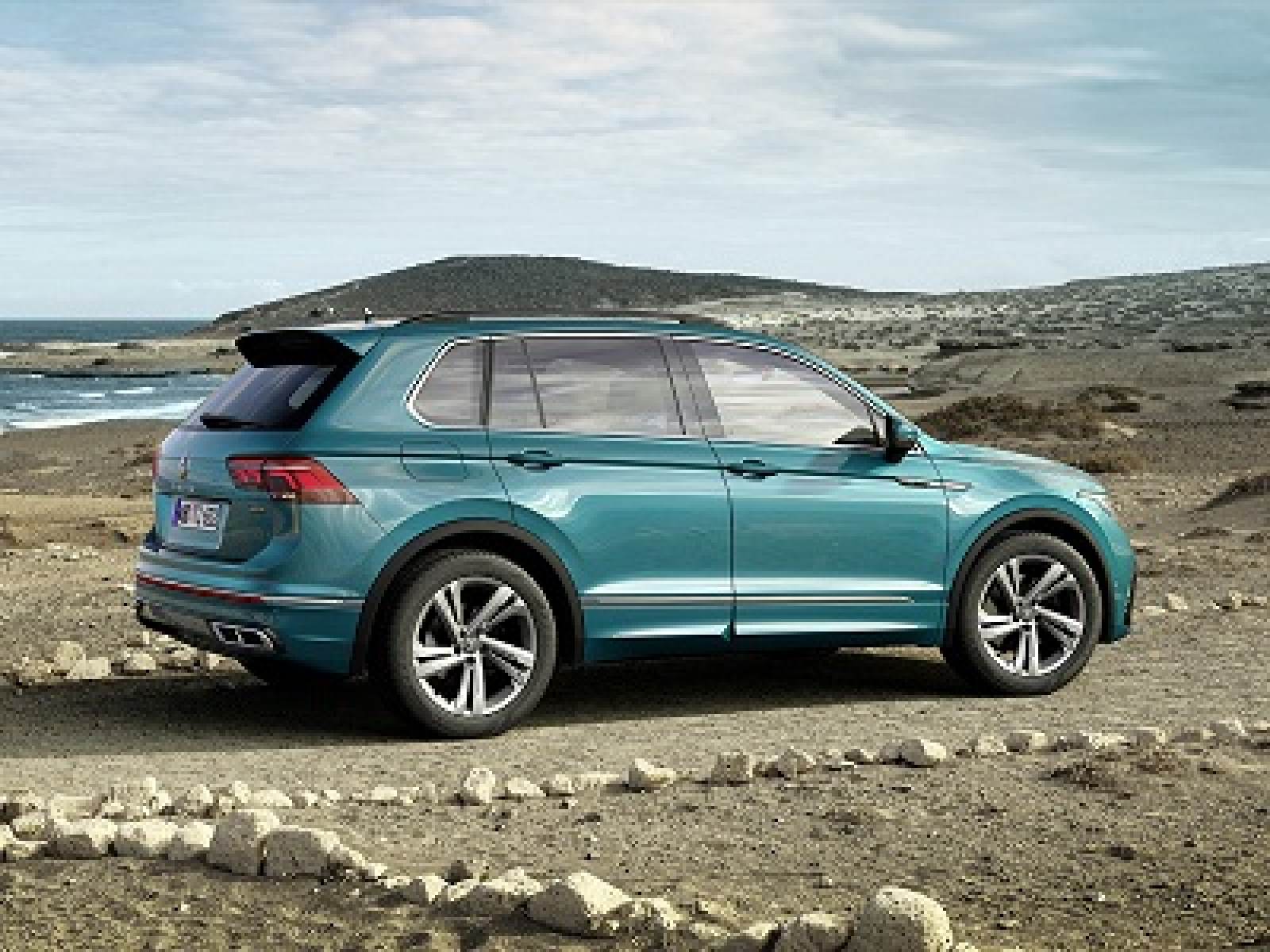 New Tiguan brings latest Volkswagen technology and new eHybrid plug-in